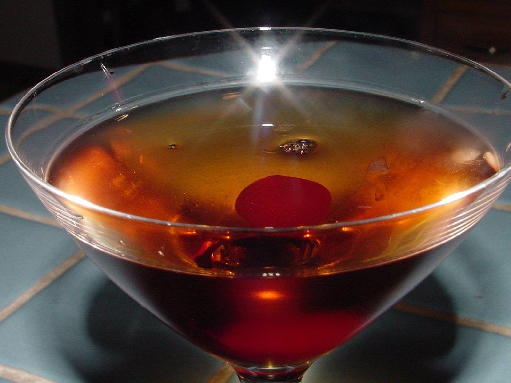 Manhattan Drink