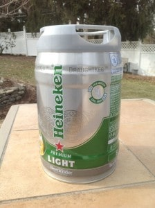Heineken DraughtKeg