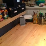 WiFi Router On Craft Table