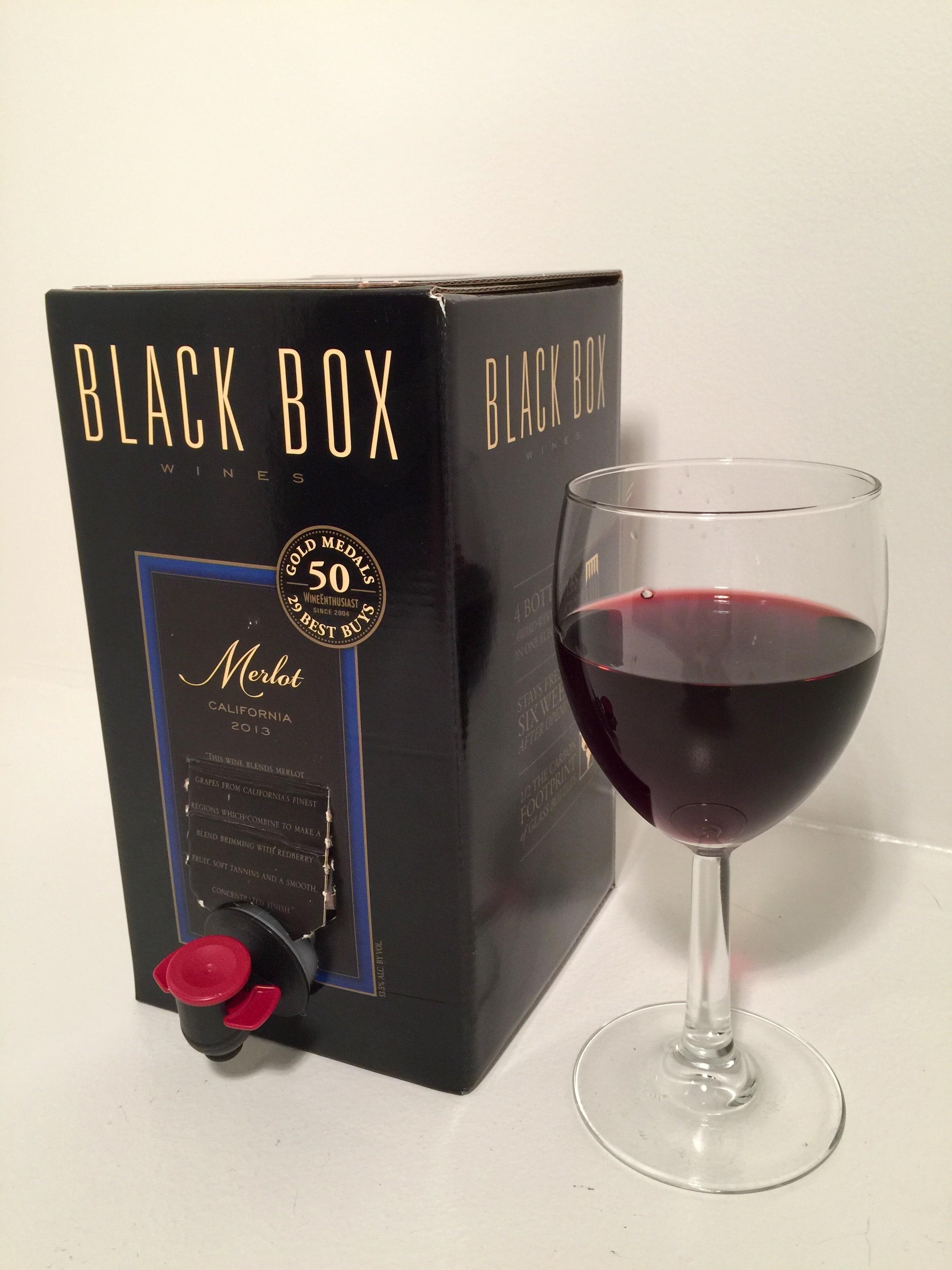 Black Box Wine Merlot