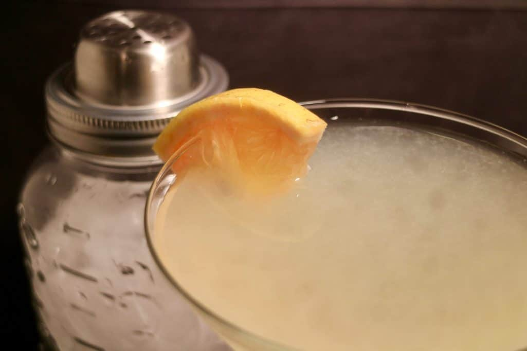 grapefruit vodka martini