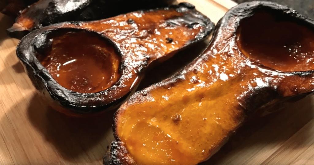 smoked butternut squash